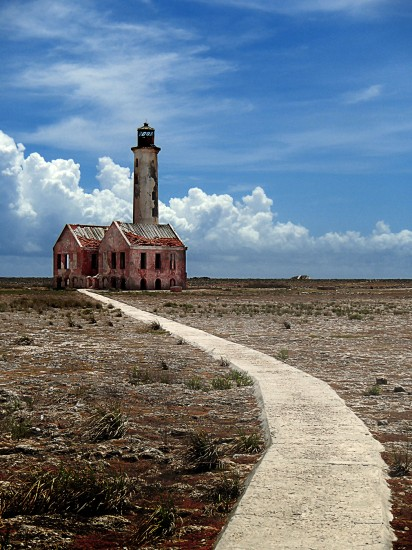 Abandoned light house